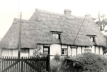 Laburnham Cottage in 1960 [Z53/97/11]
